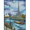 Na moście w Paryżu