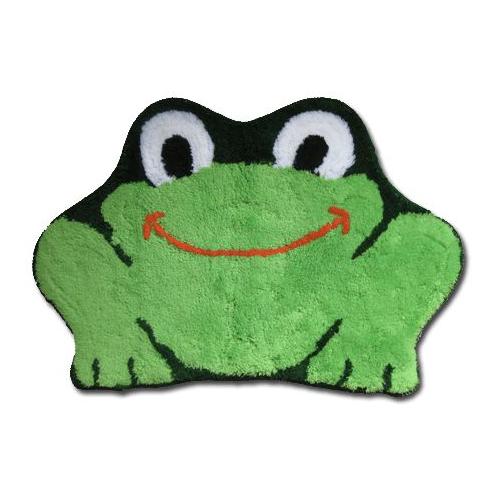 Latch hook żaba