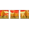 Złota Jesień tryptyk