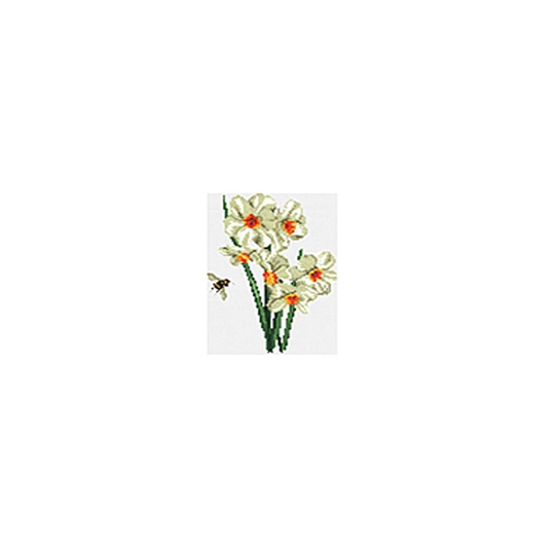 Białe kwiatki