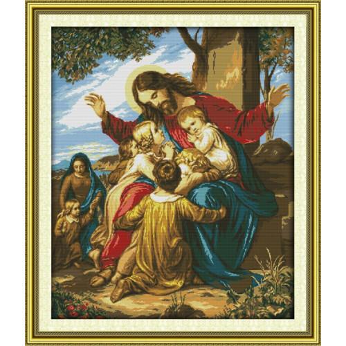 Jezus i jego dzieci