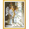 Aniołek i dziewczynka