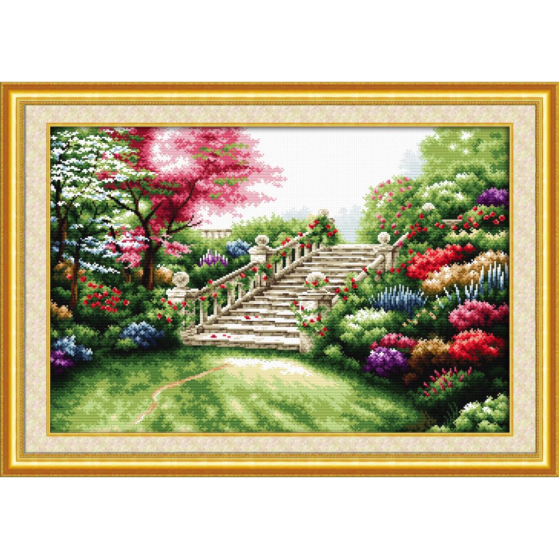 Leśne schody