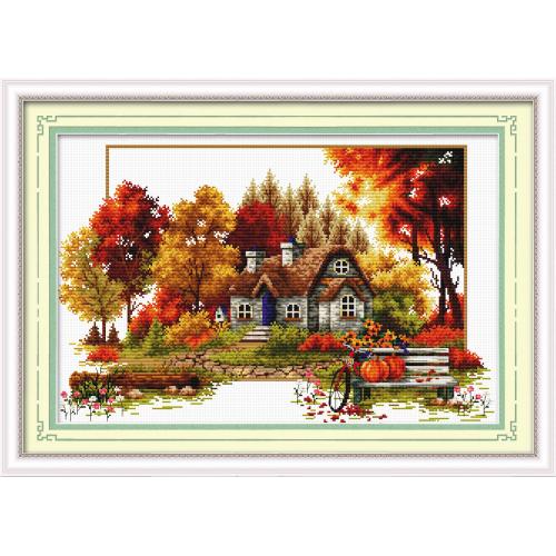 Jesienn Powieść