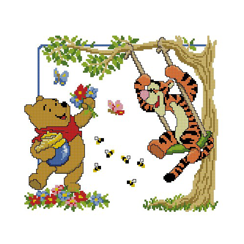 Kubuś i tygrysek