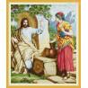 Samarytanka i Jezus