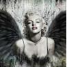 Zestaw do diamond painting - Marilyn Monroe