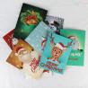 Zestaw do diamond painting - kartki na Boże Narodzenie