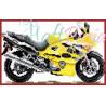 Zestaw do diamond painting - Motocykl