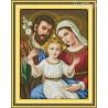 Zestaw do diamond painting -Świeta rodzina