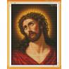 Zestaw do diamond painting - Jezus w koronie cierniowej