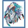 Kolorowy koń