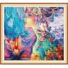 Zestaw do diamond painting - kolorowo