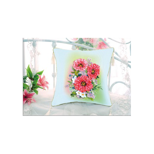 Poduszka kwiatowa