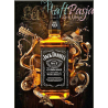 Zestaw do diamond painting - Jack Daniels
