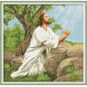 Zestaw do diamond painting -Prośba Jezusa (2)