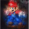 Zestaw do diamond painting - Mario