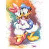 Zestaw do diamond painting -kaczor donald
