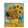 Malowanie po numerach - Słoneczniki Van Gogh