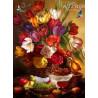 Zestaw do diamond painting -  Tulipany