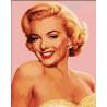 Zestaw do diamond painting - Marilyn Monroe 2