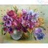 Malowanie po numerach -  Kolorowy wazom