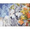 Wczesny śnieg i wilki