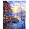 Zestaw do diamond painting - wyprawa po Wenecji
