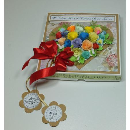 Kartka  Urodzinowo-Imieninowa