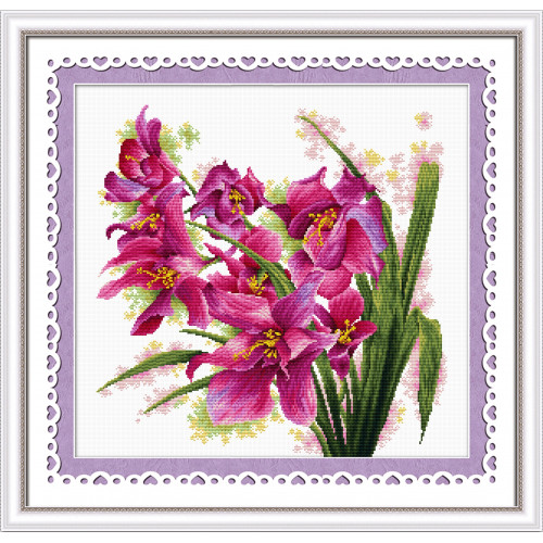 Urocza orchidea