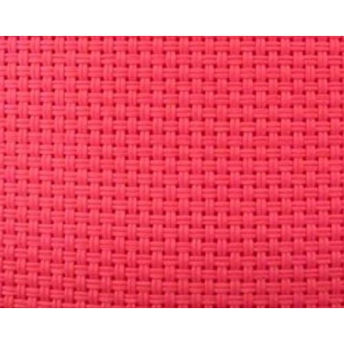 Aida 14ct plastikowa czerwona