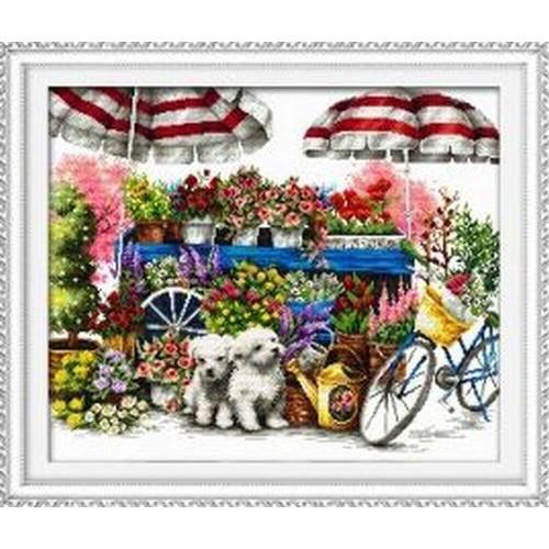 Kwiatowy sklep