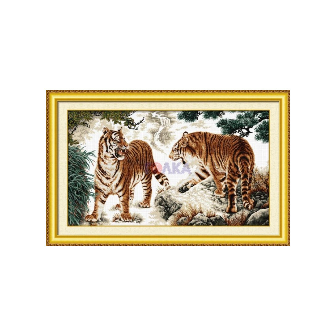 Dwa Tygrysy
