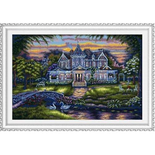 Romantyczny dom