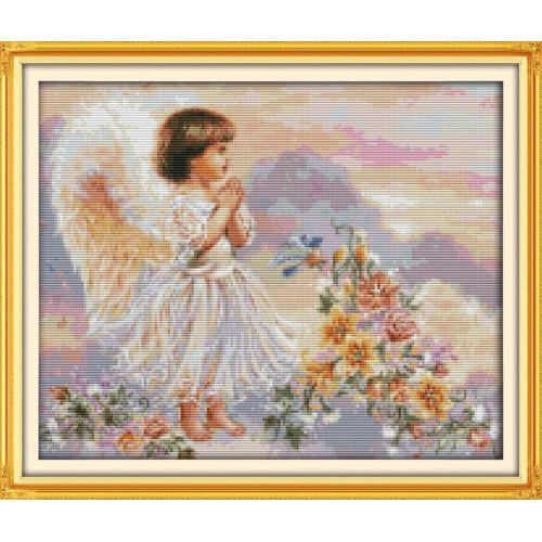 Modlący Aniołek