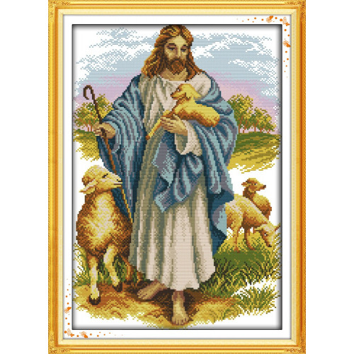 Jezus i owce