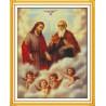 Jezus i Aniołki