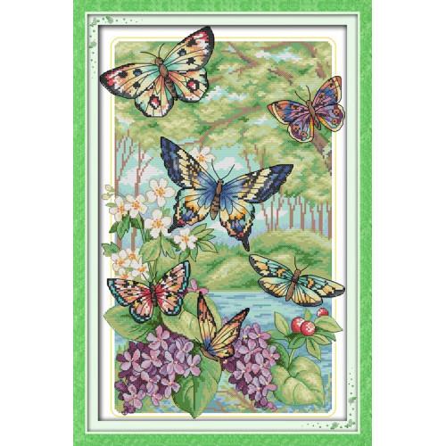 Latające motyle