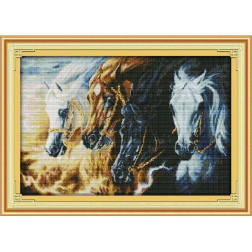 Dzikie konie  (2)