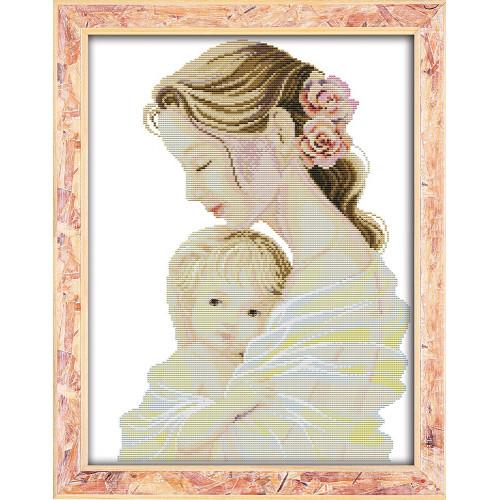 Delikatne ręce matki