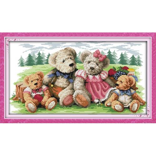 Niedźwiadkowa rodzina (2)