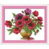 Makowy wazon