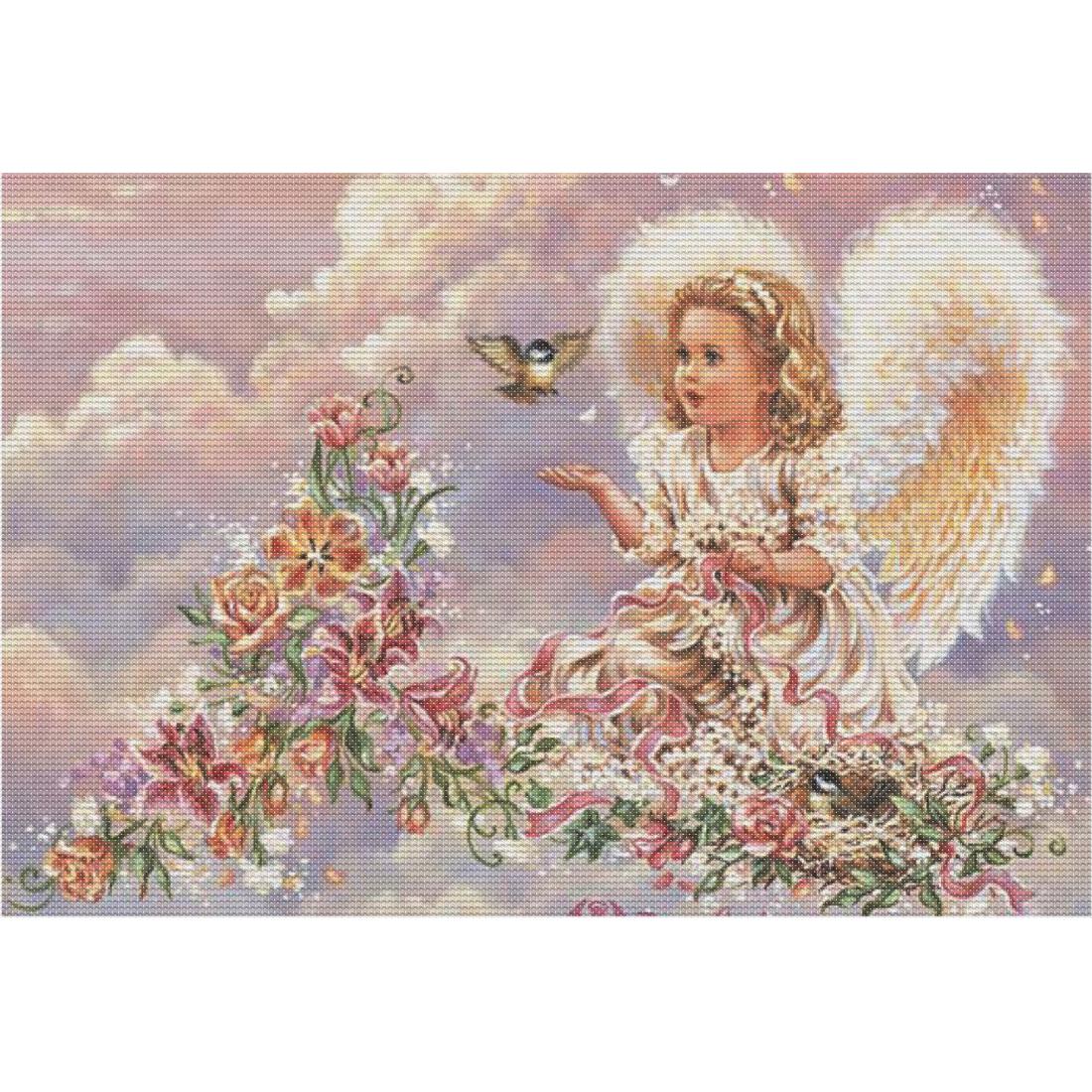 Uroczy Aniołek