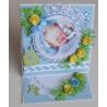 Karteczka na chrzest